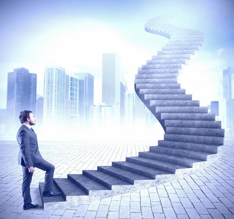 """Коучинг """"Ведение по карьерной лестнице"""""""